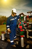 picture of potentiometer  - Operator in the natural gas production industry - JPG