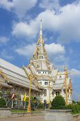 image of por  - WAT sothorn wararam worrawiharnn formerly known as Wat Hong Temple built in the late Ayutthaya period - JPG