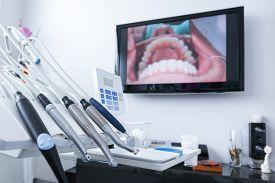 foto of disinfection  - Dentist - JPG