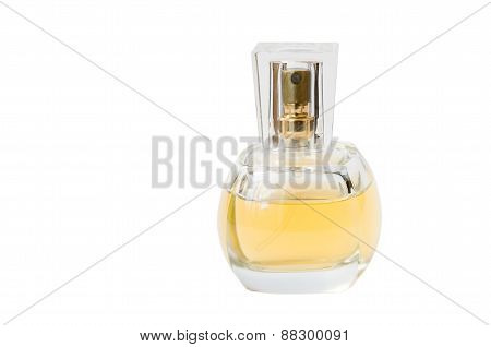 Perfume Isolated On A White Background