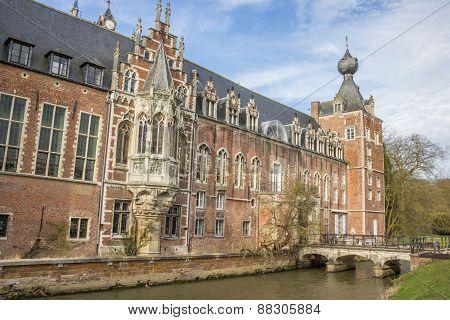 Castle Arenberg, Now University Of Leuven