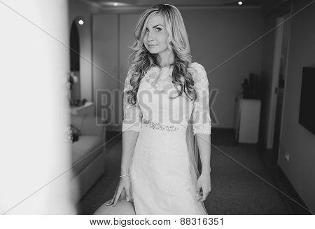 Morning Dress Bride