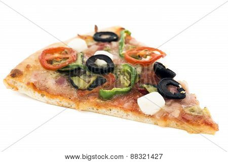 Pizza portion