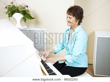 Happy Pianist
