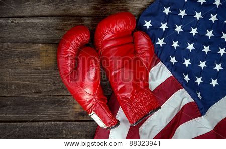 Boxing And America.