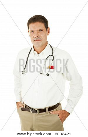 Handsome Young Doctor - Casual
