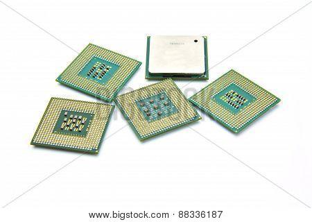 Computer Cpu Processor Chip
