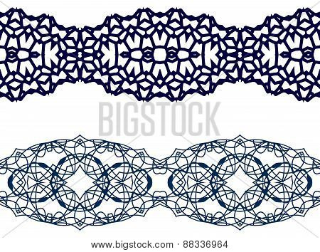 Set Linear Ornament.
