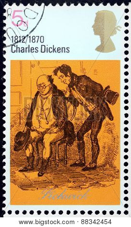 Pickwick Stamp