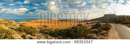 Cape Greco Panorama