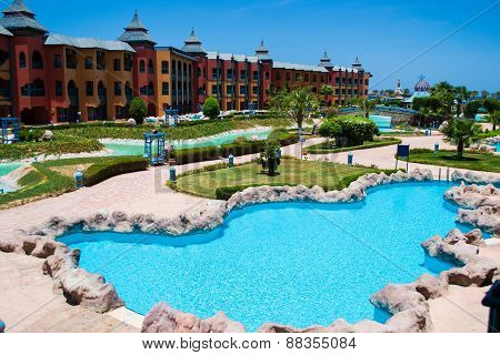 Territory Of  Hotel Dreams Beach Resort With Big Pool, Egypt