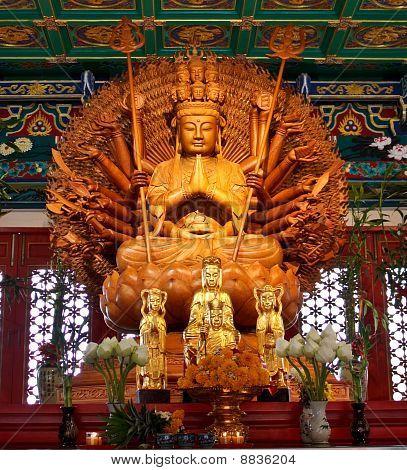 Guanyin, Goddess Of Mercy