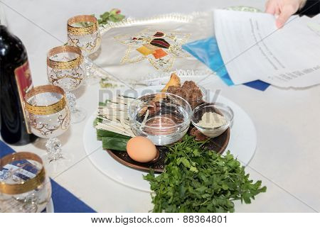 Seder, Passover Holiday