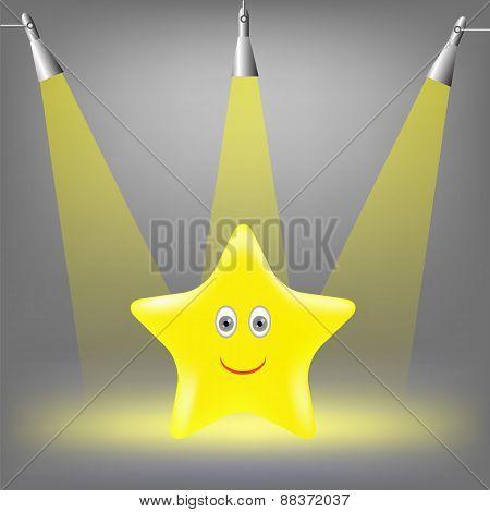 Yellow Star.
