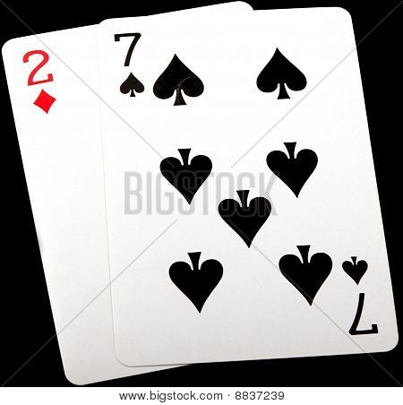 7,2,  Seven Deuce