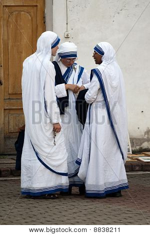 Sisters Of Missionaries Of Charity
