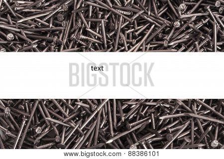 Many Metllic Nails