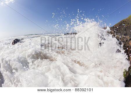 Wave Rocks Beach