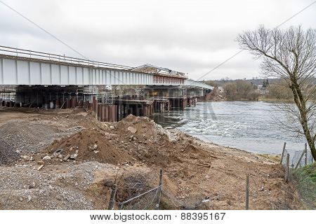 Constructed Bridge