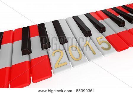 Eurovision 2015, Concept Piano
