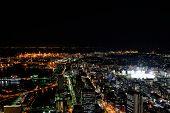 foto of minato  - Night View of Minato Mirai 21 in Yokohama - JPG