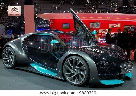 Citroen Revolt Concept Car