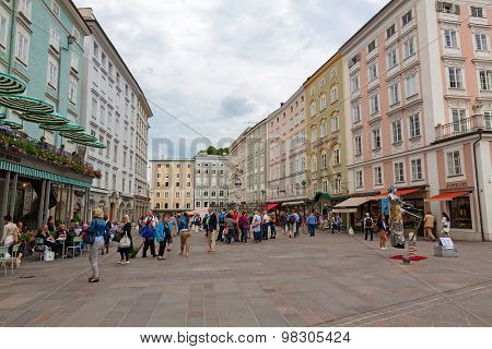 Salzburg Inner-city