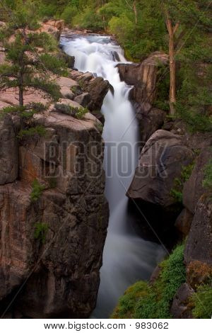 Shell Falls - Bighorn National Forest