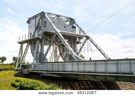 Pegasus Bridge In France Second World War