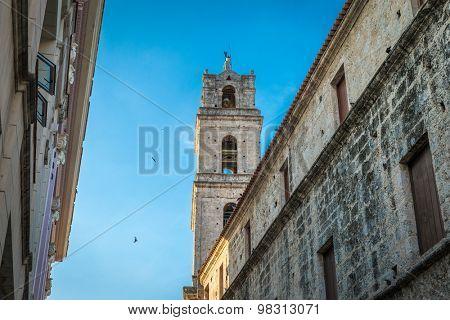 San Francisco convent in Havana, Cuba