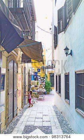 Nicosian Backstreet