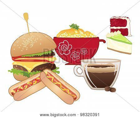 Diner Food