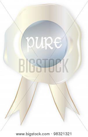 Pure Stamp