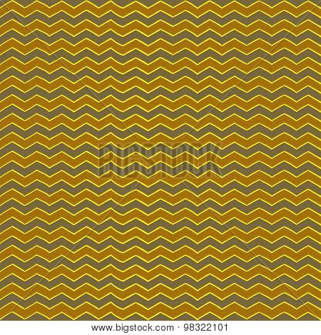 Geometric Seamless Pattern In Traditional Colors Of Halloween. Vector.