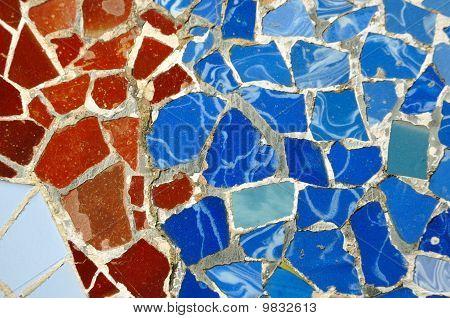 Tile Decoration, Barcelona