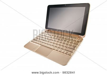 Golden Laptop