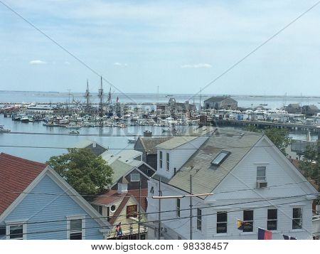 Provincetown in Cape Cod, Massachusetts