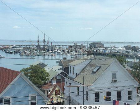 Provincetown in Cape Cod, Massachusetts