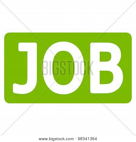 Job icon from Business Bicolor Set