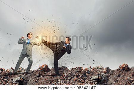 Extreme quarrel