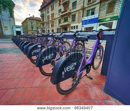 Free Public Bikes