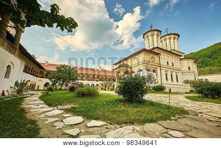 Horezu Orthodox Monastery