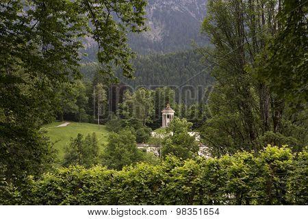 Castle Park Linderhof, Bavaria