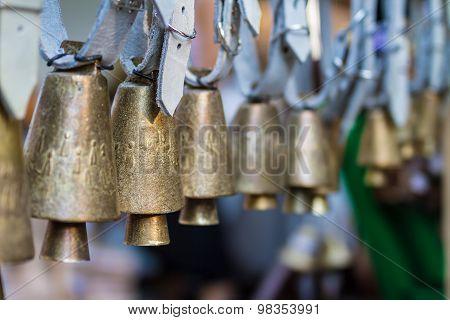 Old Brass Bells