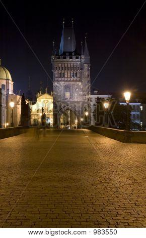 Prague. Charles Bridge