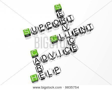 Client Service Crossword