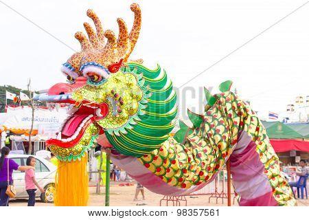 Puppet Dragon The Annual Festival