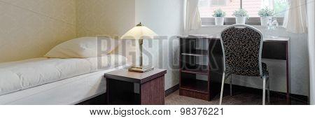 Study In Hotel