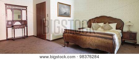 Cozy Hotel Interior