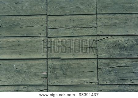 Old Weathered Wood Background Texture